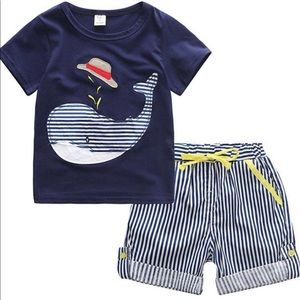 Other - Boys top and shorts